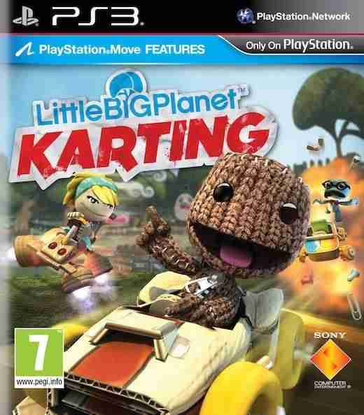 Descargar Little Big Planet Karting [MULTI5][Region Free][FW 4.2x][STRiKE] por Torrent
